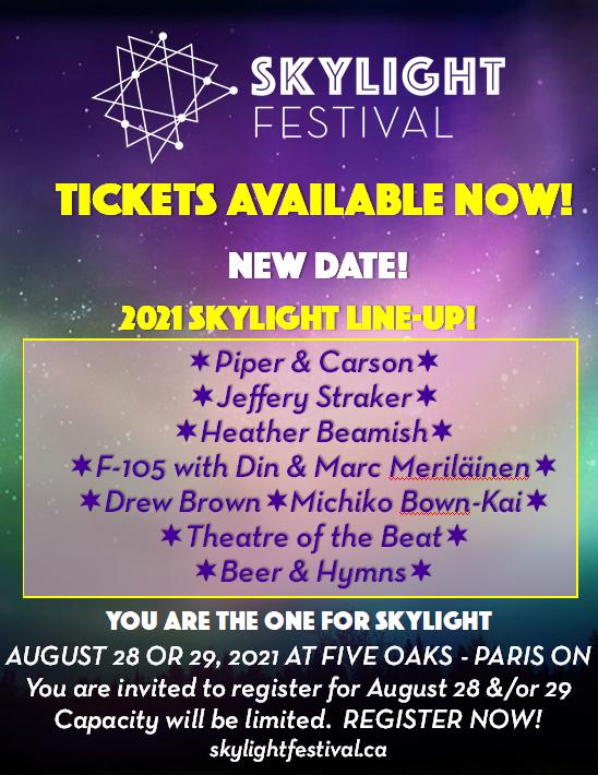 skylight festival line up