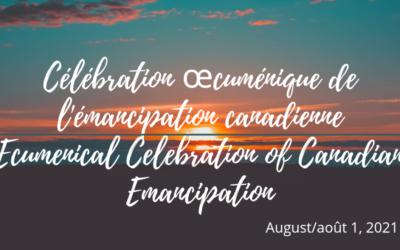Ecumenical Service Celebrating Emancipation