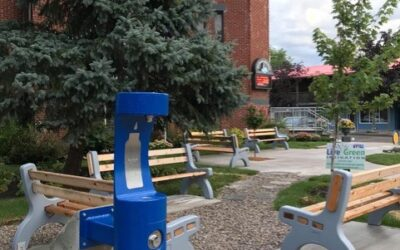 Huron Shores United Church creates an Outdoor Living Room